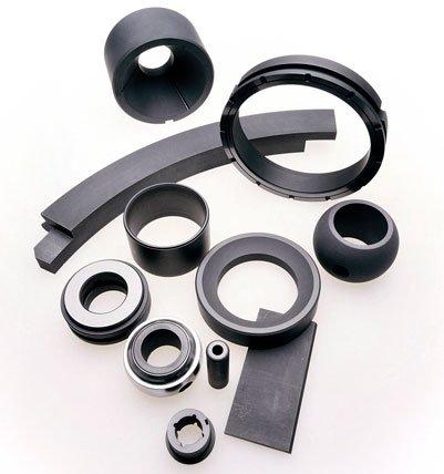 carbon graphite components