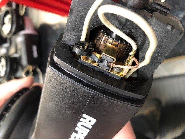 hand-held polisher used in Fractional Horsepower Brush Design blog