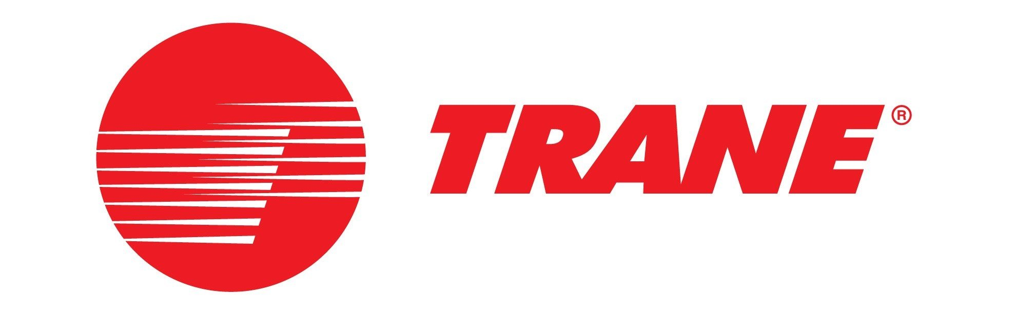 OEM TRANE logo, which uses Helwig Carbon's motor shaft grounding systems