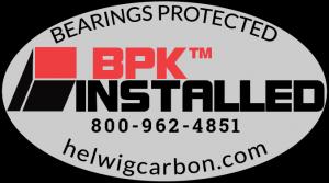 BPK installed seal, used in blog post on ROI of BPK-Probe