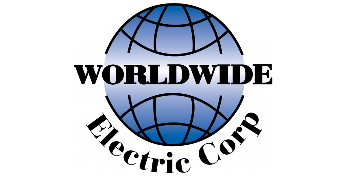Worldwide Electric corp logo, oem for motor shaft grounding solution from Helwig Carbon
