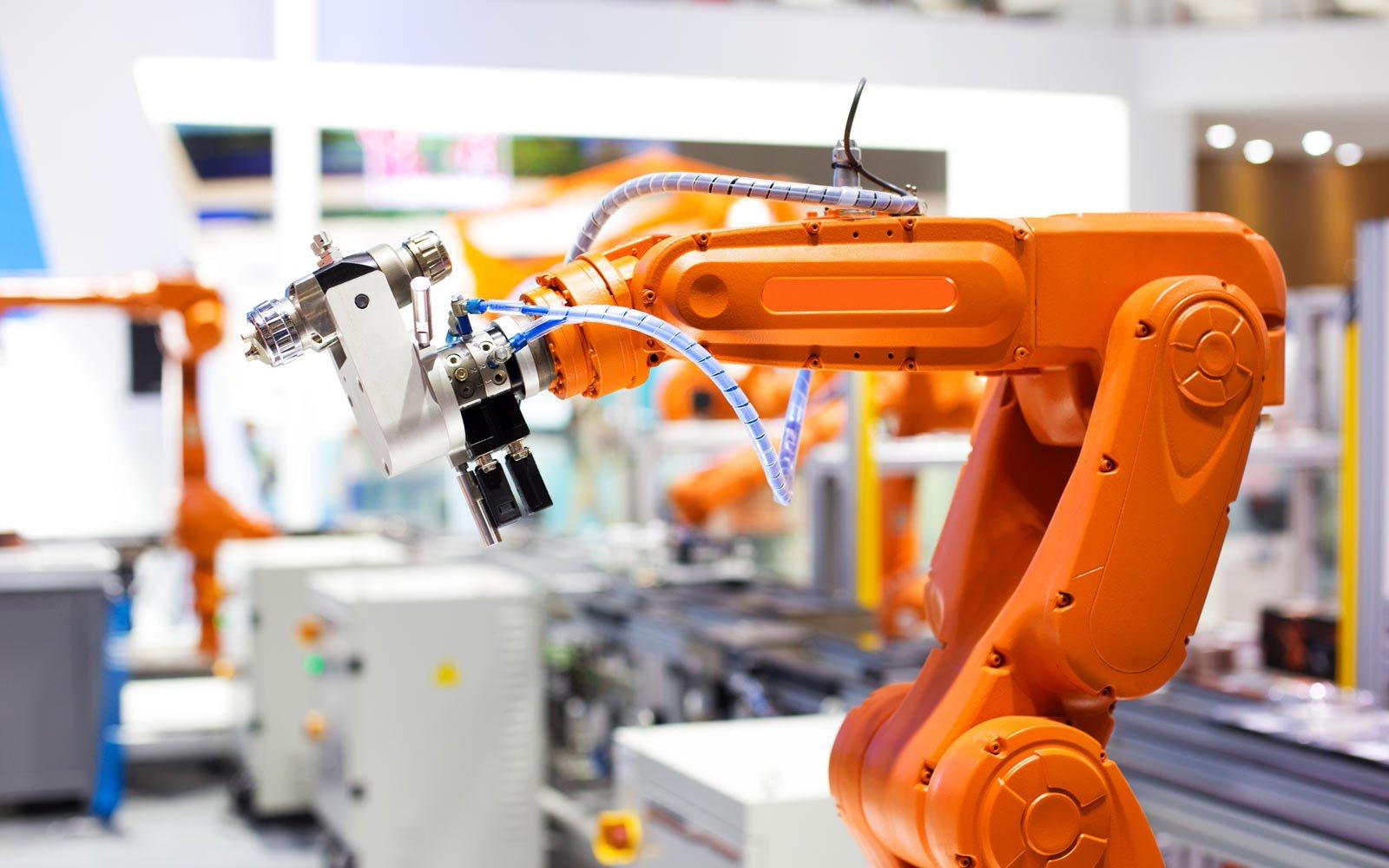 Robotics utilize our graphite brush technology