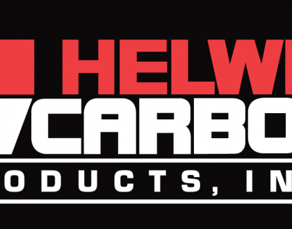 Helwig Carbon logo on black, COVID-19 Update - Helwig Carbon is an Essential Business