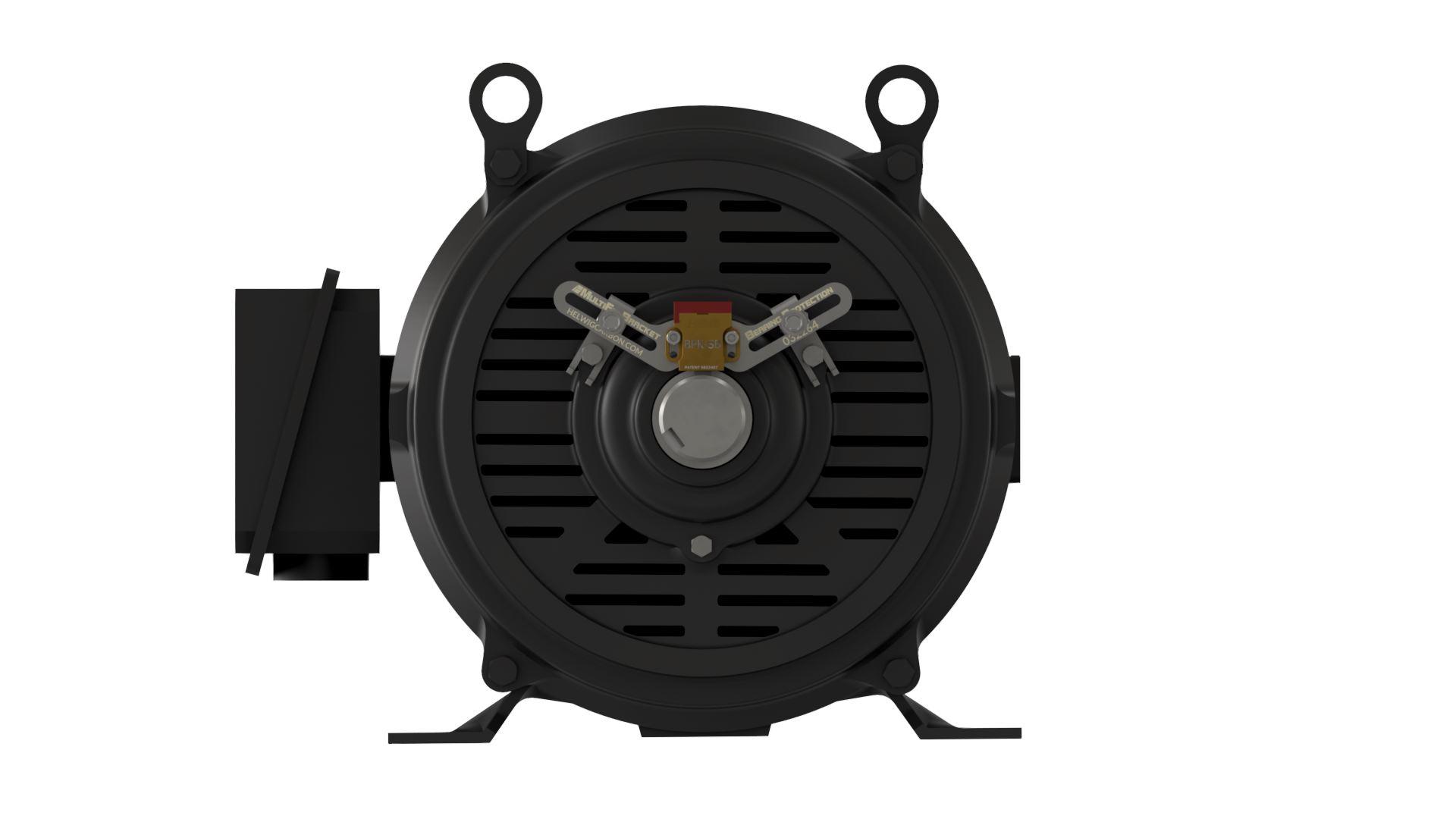multifit bracket example 3 bolt